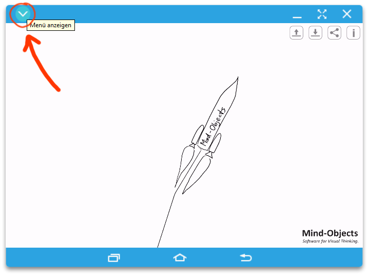Tablet Devices with Stylus – Mind-Objects